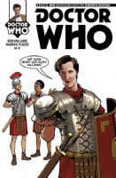Doctor Who The Eleventh Doctor Adventures #13 (Cover A)